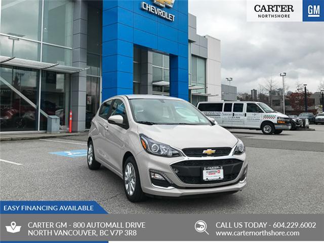2019 Chevrolet Spark 1LT CVT (Stk: 9P48500) in North Vancouver - Image 1 of 13