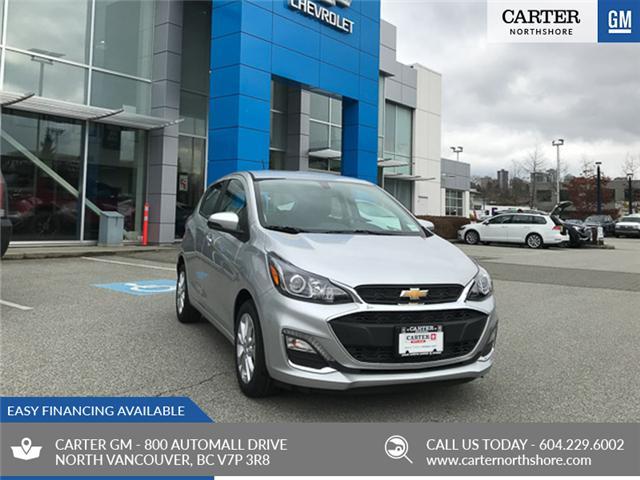 2019 Chevrolet Spark 1LT CVT (Stk: 9P44780) in North Vancouver - Image 1 of 13