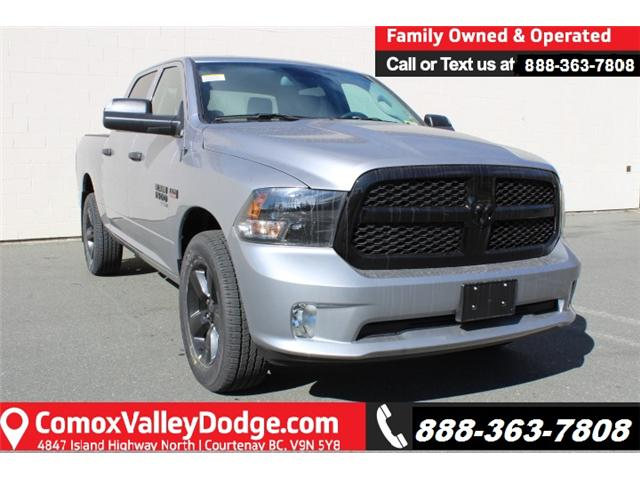 2019 RAM 1500 Classic ST (Stk: S606615) in Courtenay - Image 1 of 29