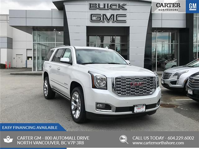 2019 GMC Yukon Denali (Stk: 9Y09780) in North Vancouver - Image 1 of 14