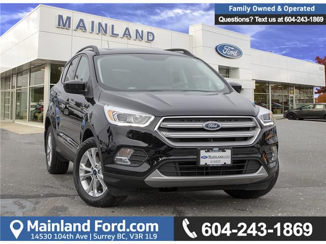 2018 Ford Escape SEL (Stk: P7485) in Surrey - Image 1 of 25