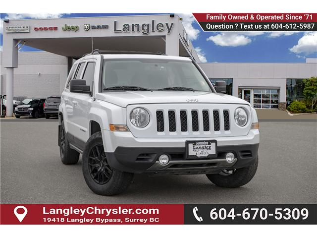 2017 Jeep Patriot Sport/North (Stk: EE899230A) in Surrey - Image 1 of 22