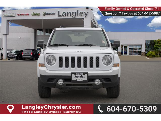 2017 Jeep Patriot Sport/North (Stk: EE899230A) in Surrey - Image 2 of 22