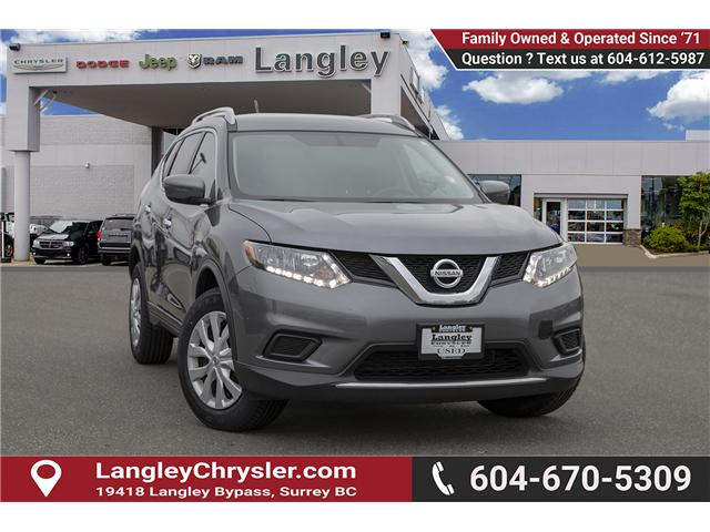 2016 Nissan Rogue S (Stk: K277913A) in Surrey - Image 1 of 25