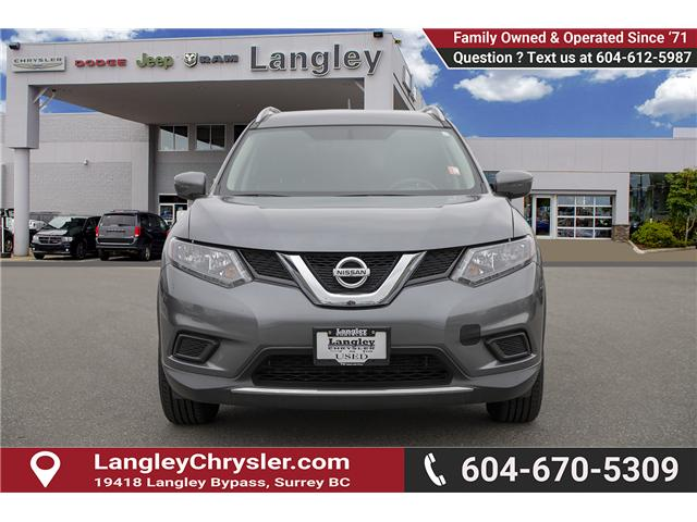 2016 Nissan Rogue S (Stk: K277913A) in Surrey - Image 2 of 25