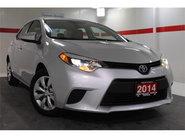 2014 Toyota Corolla LE (Stk: 297564S) in Markham - Image 1 of 24