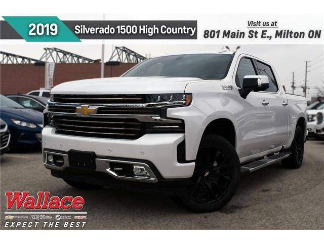 2019 Chevrolet Silverado 1500 High Country (Stk: 200293) in Milton - Image 1 of 11