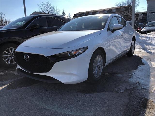 2019 Mazda Mazda3 GS (Stk: 19-222) in Richmond Hill - Image 1 of 5