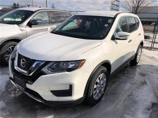 2019 Nissan Rogue S (Stk: RO19-105) in Etobicoke - Image 1 of 5