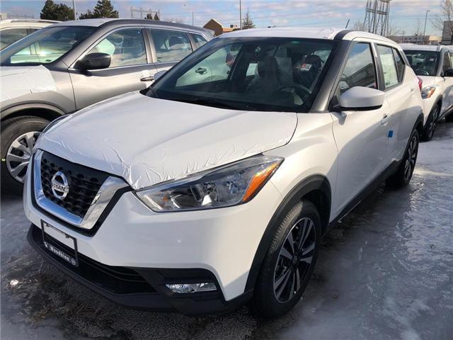 2019 Nissan Kicks SV (Stk: KC19-024) in Etobicoke - Image 1 of 5