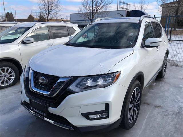 2019 Nissan Rogue SL (Stk: RO19-135) in Etobicoke - Image 1 of 5