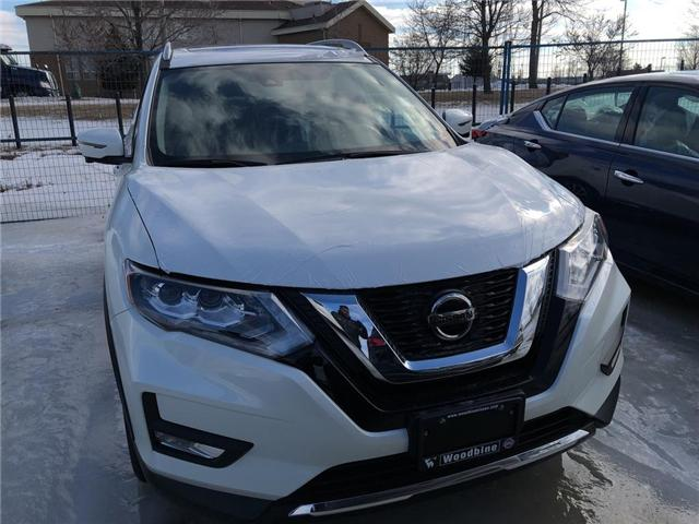 2019 Nissan Rogue SL (Stk: RO19-135) in Etobicoke - Image 2 of 5