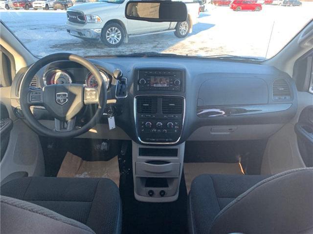 2019 Dodge Grand Caravan CVP/SXT (Stk: 32298) in Humboldt - Image 16 of 19