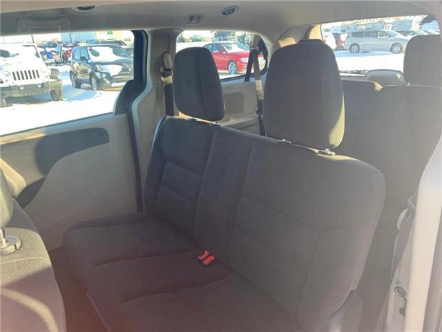 2019 Dodge Grand Caravan CVP/SXT (Stk: 32298) in Humboldt - Image 17 of 19