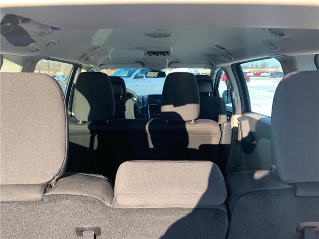 2019 Dodge Grand Caravan CVP/SXT (Stk: 32298) in Humboldt - Image 18 of 19