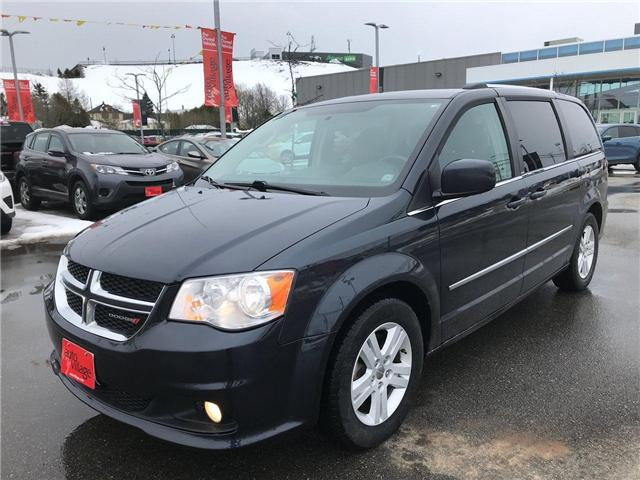 2013 Dodge Grand Caravan Crew (Stk: H413146C) in Saint John - Image 1 of 35