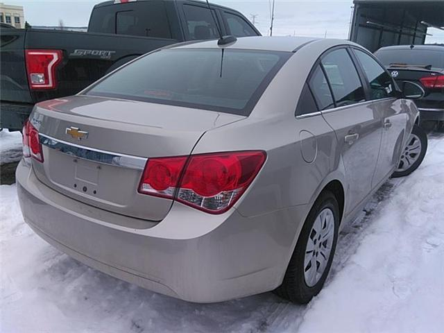 2015 Chevrolet Cruze 1LT (Stk: 143780) in Brampton - Image 2 of 3