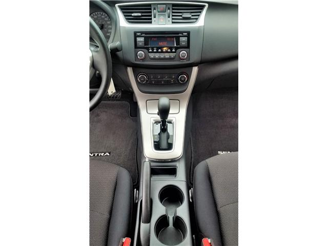 2015 Nissan Sentra 1.8 SV (Stk: G0122) in Abbotsford - Image 17 of 22