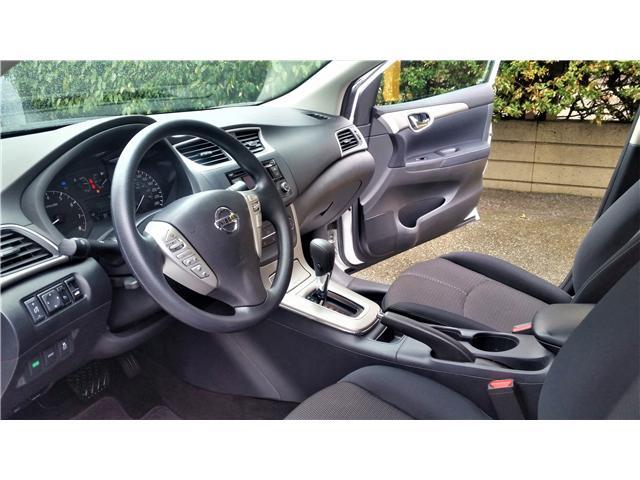 2015 Nissan Sentra 1.8 SV (Stk: G0122) in Abbotsford - Image 12 of 22