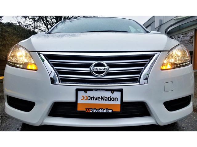 2015 Nissan Sentra 1.8 SV (Stk: G0122) in Abbotsford - Image 2 of 22