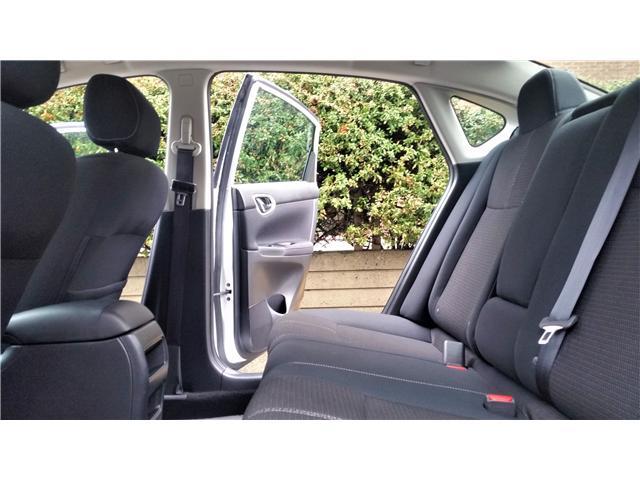 2015 Nissan Sentra 1.8 SV (Stk: G0122) in Abbotsford - Image 22 of 22