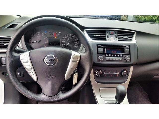 2015 Nissan Sentra 1.8 SV (Stk: G0122) in Abbotsford - Image 13 of 22