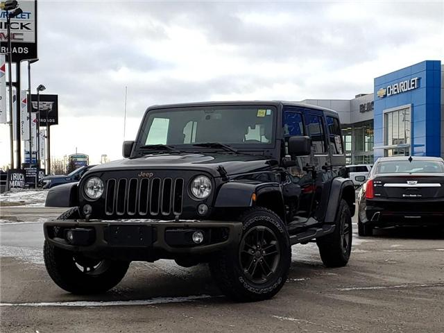 2016 Jeep Wrangler Unlimited Sahara (Stk: N13282) in Newmarket - Image 1 of 30