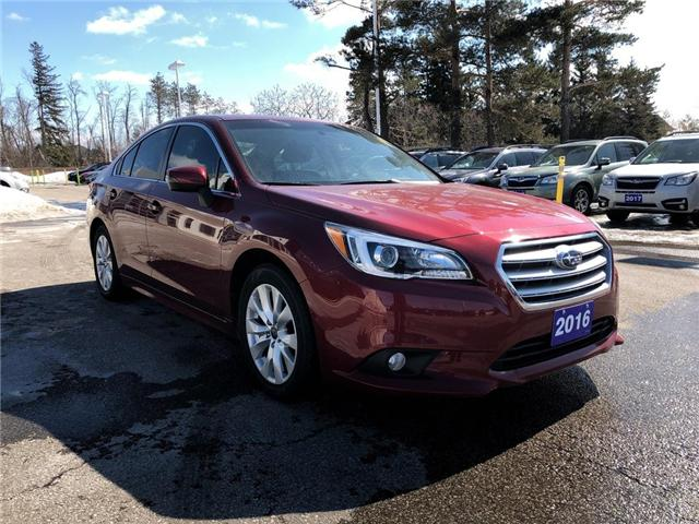 2016 Subaru Legacy 2.5i Touring Package (Stk: LP0232) in RICHMOND HILL - Image 7 of 23
