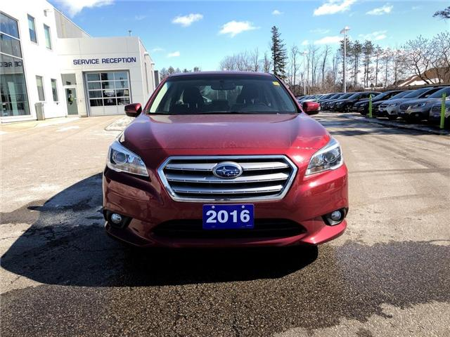 2016 Subaru Legacy 2.5i Touring Package (Stk: LP0232) in RICHMOND HILL - Image 8 of 23