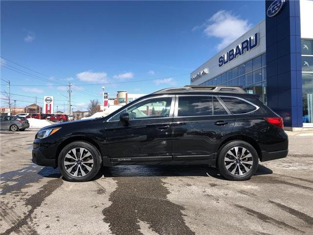 2015 Subaru Outback 2.5i Limited Package (Stk: P03793) in RICHMOND HILL - Image 2 of 24