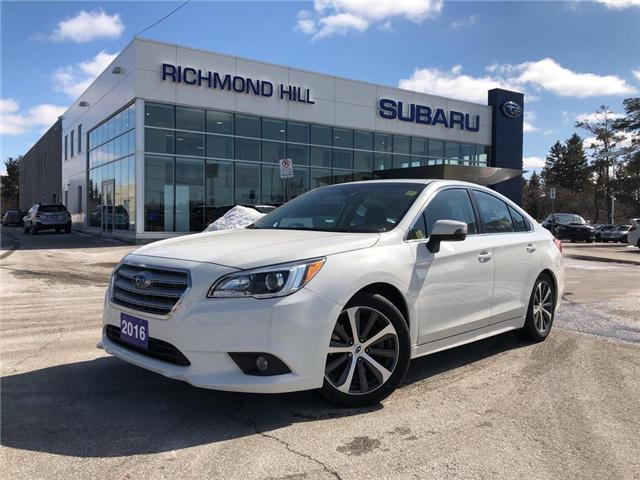 2016 Subaru Legacy  (Stk: LP0231) in RICHMOND HILL - Image 1 of 24