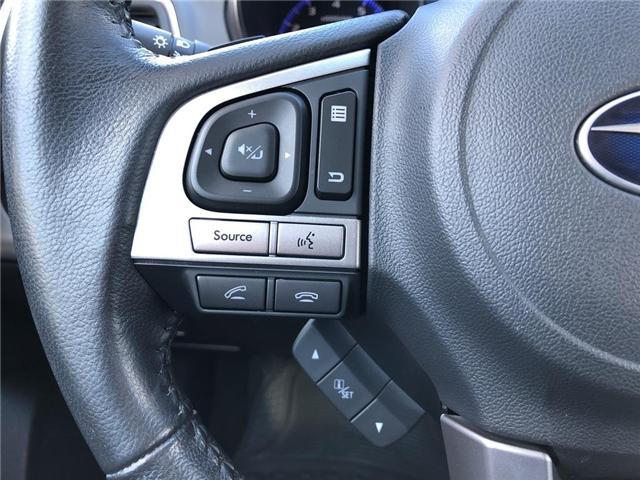 2016 Subaru Legacy  (Stk: LP0231) in RICHMOND HILL - Image 12 of 24