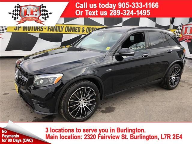 2017 Mercedes-Benz AMG GLC 43 Base (Stk: 46430) in Burlington - Image 1 of 27