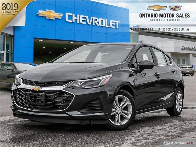 2019 Chevrolet Cruze DIESEL (Stk: 9582360) in Oshawa - Image 1 of 19