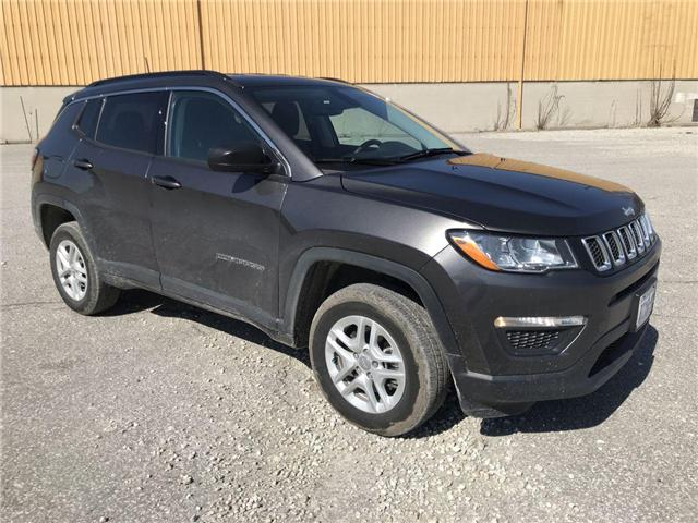 2019 Jeep Compass Sport (Stk: 19745) in Windsor - Image 1 of 12