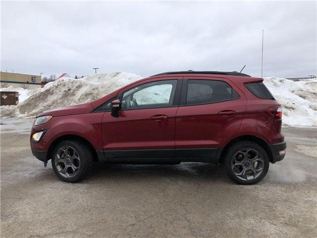 2018 Ford EcoSport SES (Stk: FL19225A) in Barrie - Image 2 of 26