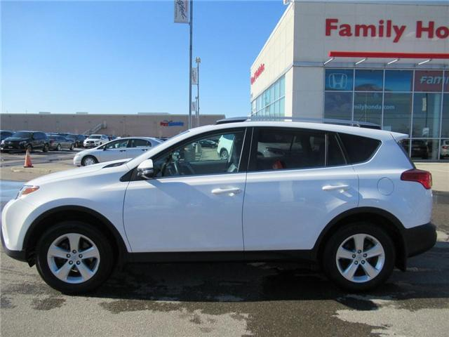 2013 Toyota RAV4 XLE, FREE WINTER TIRES AND RIMS! (Stk: U03406) in Brampton - Image 2 of 29