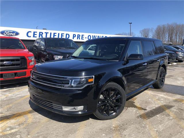 2018 Ford Flex Limited (Stk: P8702) in Barrie - Image 1 of 26