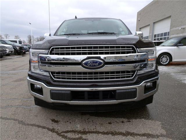 2018 Ford F-150 Lariat | NAV | PWR HTD LEATHER | DIESEL | RWD | (Stk: C049) in Brantford - Image 2 of 30