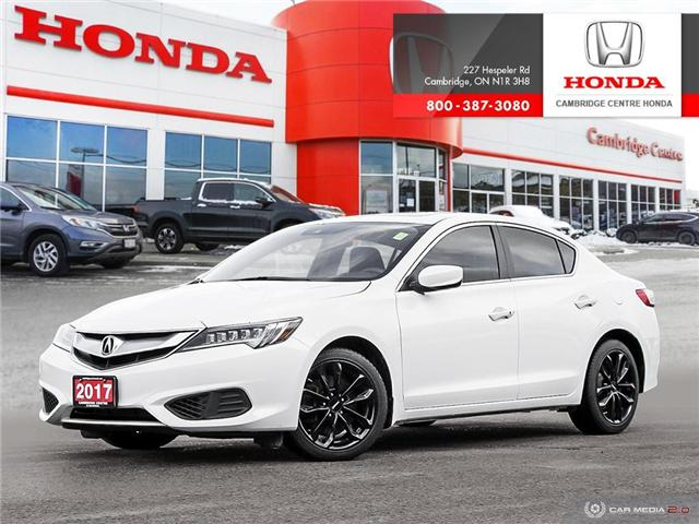 2017 Acura ILX  19UDE2F7XHA800055 19522A in Cambridge