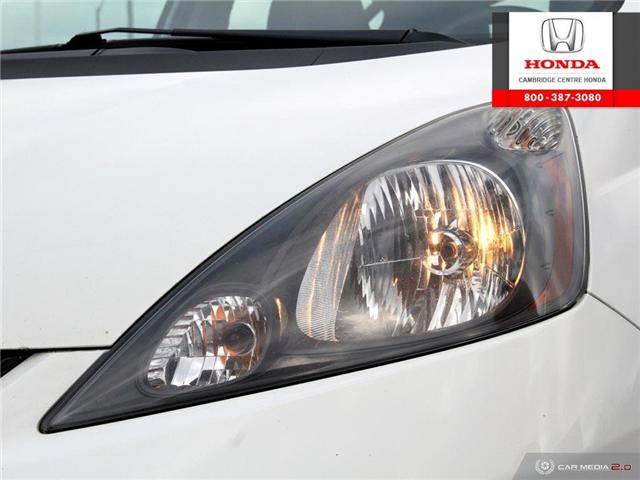 2012 Honda Fit LX (Stk: 19175C) in Cambridge - Image 10 of 27