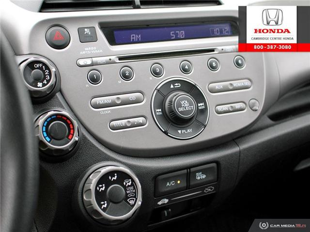 2012 Honda Fit LX (Stk: 19175C) in Cambridge - Image 21 of 27