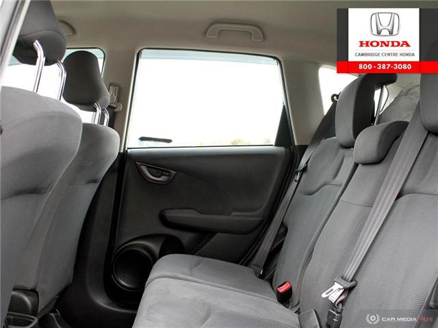 2012 Honda Fit LX (Stk: 19175C) in Cambridge - Image 26 of 27