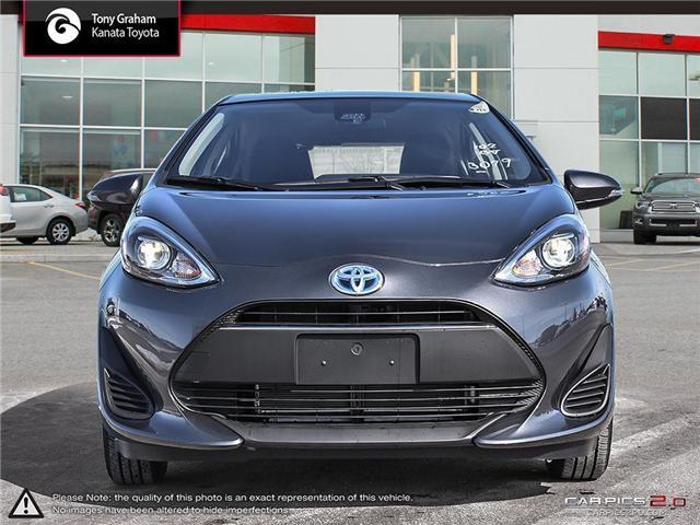 2019 Toyota Prius C Upgrade Package (Stk: 89260) in Ottawa - Image 2 of 26