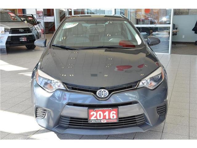 2016 Toyota Corolla  (Stk: 655214) in Milton - Image 2 of 37