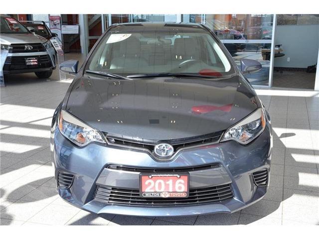 2016 Toyota Corolla  (Stk: 634775) in Milton - Image 2 of 35