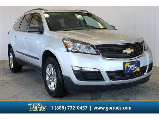 2017 Chevrolet Traverse LS (Stk: 251675) in Milton - Image 1 of 42