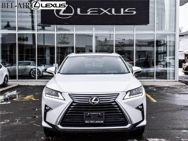 2016 Lexus RX 350 Base (Stk: L0482) in Ottawa - Image 2 of 27