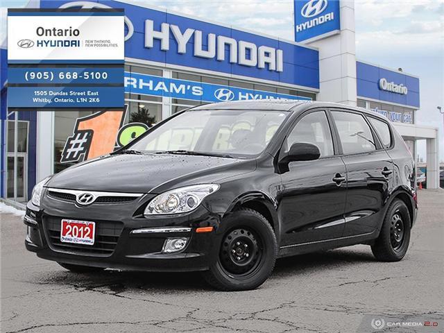2012 Hyundai Elantra Touring GLS (Stk: 53358K) in Whitby - Image 1 of 27