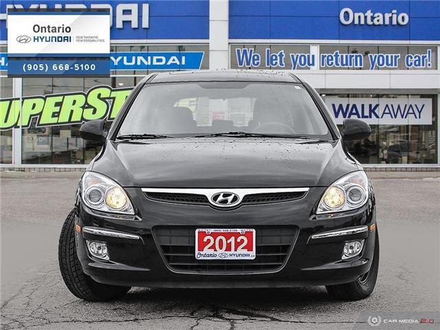 2012 Hyundai Elantra Touring GLS (Stk: 53358K) in Whitby - Image 2 of 27